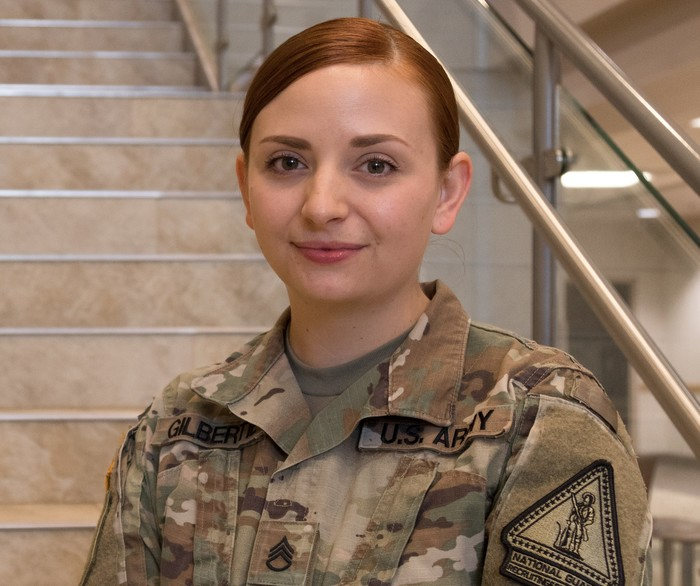 Guard Service Leads to Soldier's Dream Job – Recruiting Others