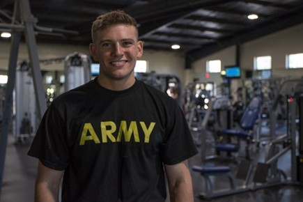 Guard Officer Finds Purpose in Military Service and Helping Veterans