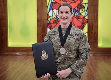 Guard Chaplain Says Serving Once a Month is Not Enough