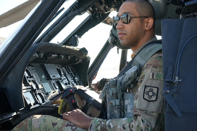 Guard Service Takes Aviator's Career to New Heights