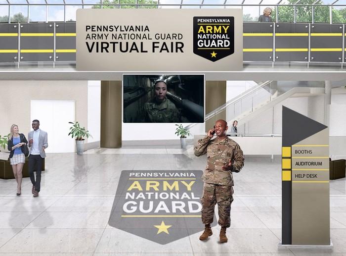 Register Now for the 2020 Pennsylvania Army National Guard Virtual Career Fair