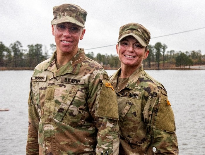 Meet the First Enlisted Female Guard Soldiers to Graduate Army Ranger School