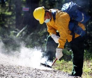 Washington Army National Guard Prepares for Wildfire Season