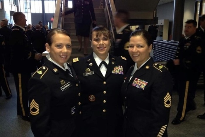 National Guard Command CWO Forged Resolve from Family Bonds